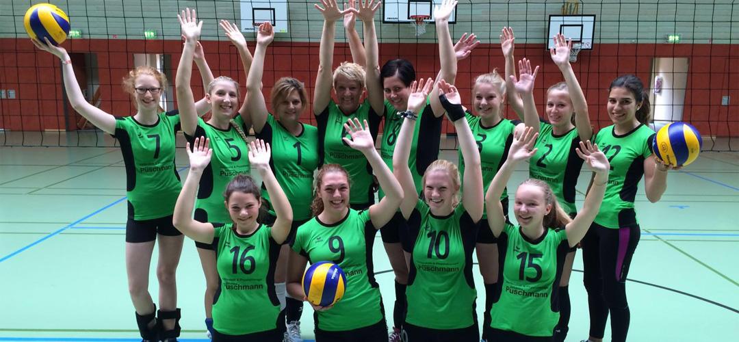 Volleyball 2. Damen